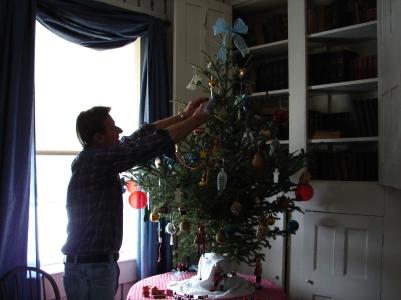 svhs decorating burrells