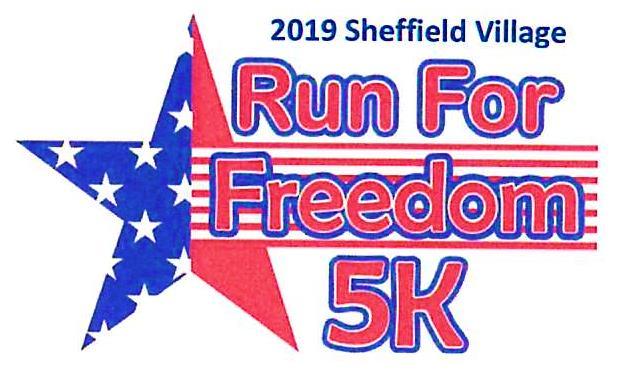 Sheffield Village's 'Run For Freedom 5K'